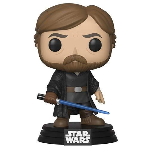 Pop! Star Wars 8 - Figura de Vinilo Luke Skywalker