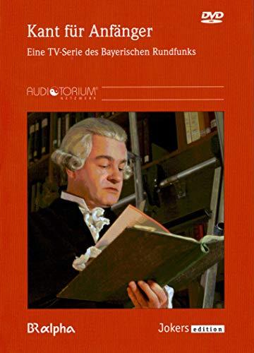 Immanuel Kant: Kant fuer Anfaenger - Eine TV-Serie des Bayerischen Rundfunks - DVD