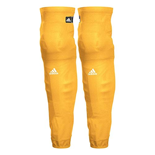 adidas Herren Hockey-Socken Knit Hockey - Gold - X-Large