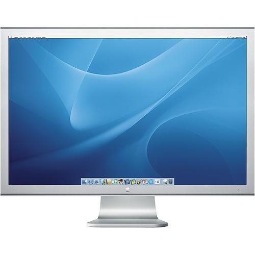 Apple Cinema HD Display 30' Pantalla para PC 76,2 cm (30') Full HD Plata -...