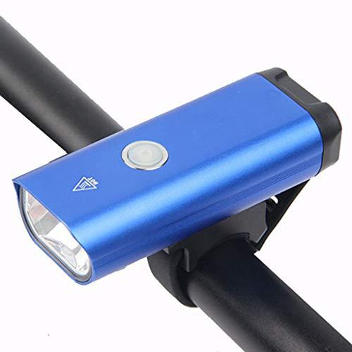 FAPROL fietslamp voor fiets LED koplamp USB opladen lithium batterij waterdichte behuizing 5W XPG lamp parel