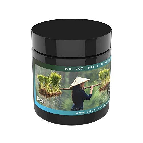 Uhuru Naturals Fermented Rice Water DEEP Conditioner (8oz)