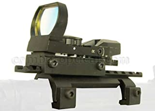 GSG-5 4 Reticle Red/green Dot Sight with Low Mount Combo