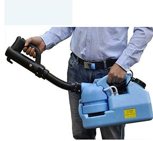 7L Tragbarer ULV Fogger, Elektrische Desinfektion Sprayer, Ultra Low Capacity Atomizer, Spray Bereich Bis 7-10M, Für Haus, Hotel, Büro, Einkaufszentrum Öffentlicher Plätze