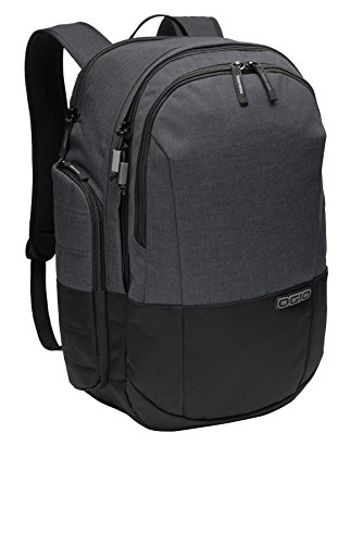 OGIO Rockwell 15' Computer Laptop Backpack, Grey
