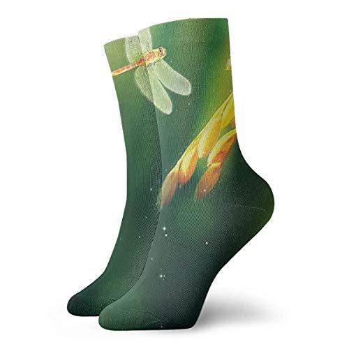 Drempad Luxury Sportsocken Unisex Tube Socks Crew Dinosaur Over Calf Comfort Stockings For Sport Travel
