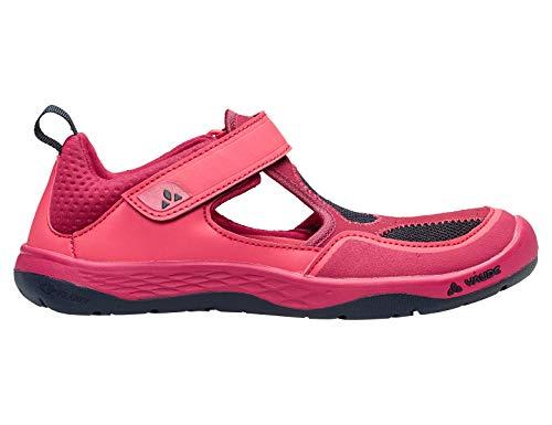 VAUDE Unisex-Kinder Aquid Sneaker, pink (Bright pink 957), 28 EU