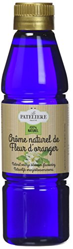 LA PATELIERE Arôme Naturel de Fleur d'Oranger 250 g - Lot de 2