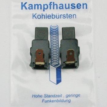 Kohlebürsten für Makita Bohrmaschine Schlagbohrmaschine HP 1030, HP1030, 6904 VH , 6905 , 6820 V, komplett mit Halterung...CB-415
