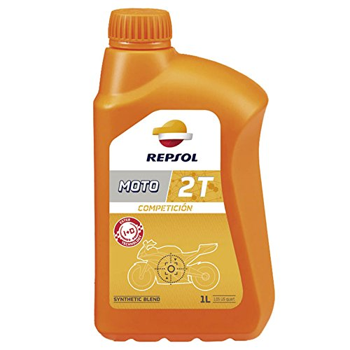 Olio moto Repsol 2T Competicion 1LT
