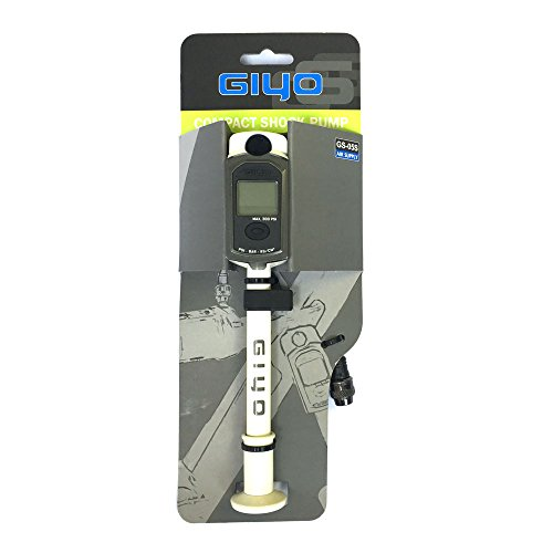 bike shock pump digital