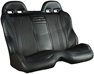 RZR Universal Bench Seat With (3) 4-Point Harnesses Fits RZR 1000 & RZR 4 1000 2014-2020 Turbo, Dynamix Front & Rear, RZR Turbo S 2018-2020 / RZR S 900, Trail 900 & RZR 4 900 2015-2020 Front & Rear