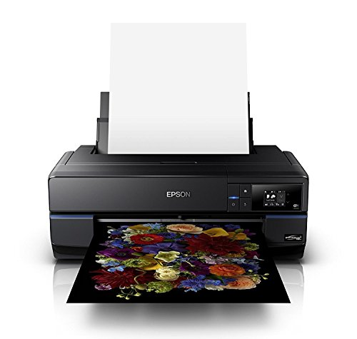 Epson SureColor P800 17' Inkjet Color Printer,Black