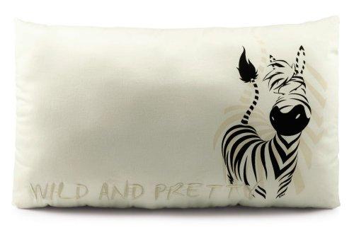 NICI 28727 - Kissen Zebra 43x25cm rechteckig