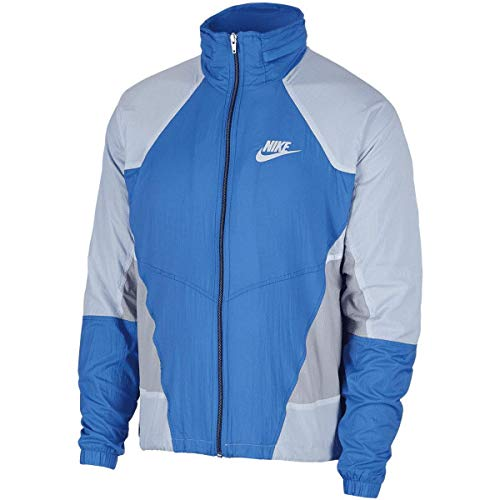 Nike Re-Issue Woven Jacket AR1869-406-LARGE Blue