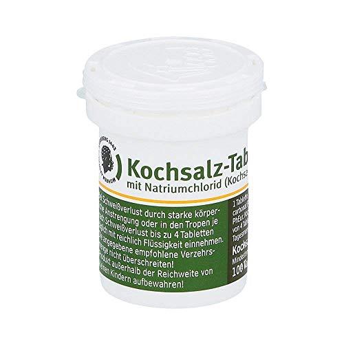 Mohren-Apotheke zu St. Lorenz Kochsalz-Tabletten, 100 St. Tabletten