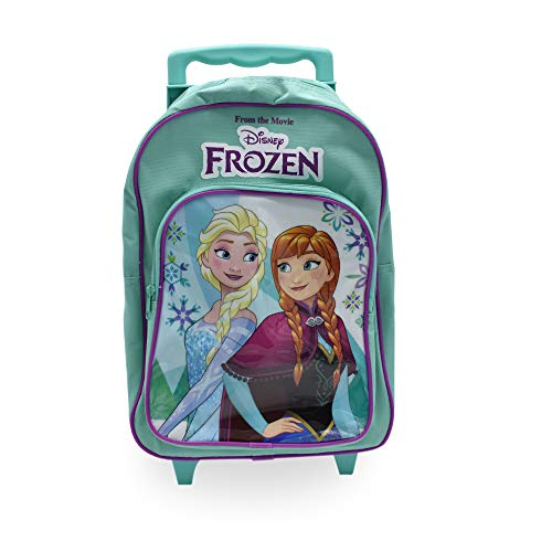 takestop Zainetto Frozen Trolley Per Bambina 25x40x20 Cm