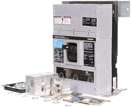 SIEMENS MBKJD3400 Breaker MOUNTING Regular OFFicial store store KIT W JXD63B400 Black