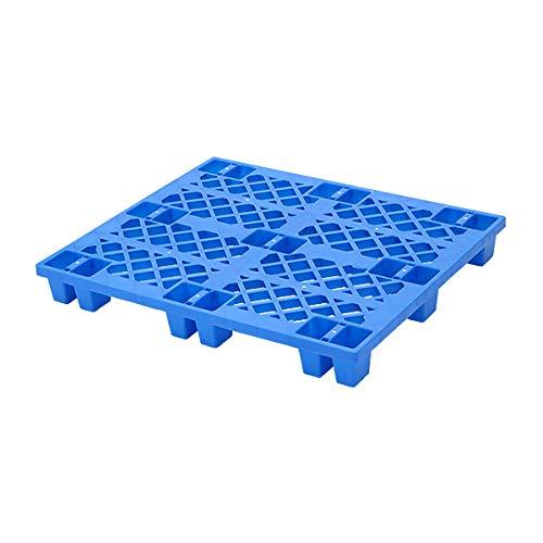 プラスチックパレット ハイグレードモデル バージン原料 1枚 約W1200×D1000×H140mm 最大荷重約2000kg 約2t フォークリフト ハンドリフト 単面四方差し 四方差し ネスティングパレット 樹脂パレット 捨てパレ パレット 軽量 プラパ