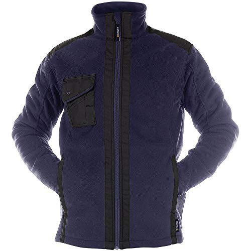 Fleecejacke PES28 PES28 Pantalon de ski Bleu/noir Taille M (350 g)