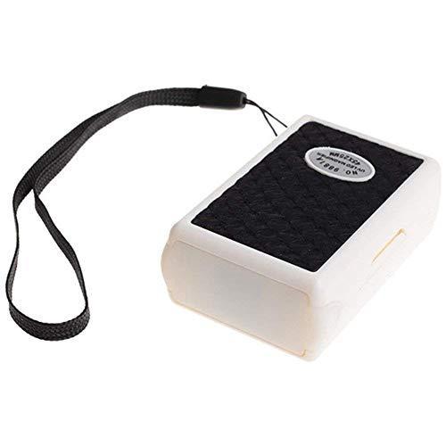 WYZXR Lupa con lámpara LED Lámpara Violeta 45 Lupa Plegable de Alta Potencia Identificación portátil Lupa