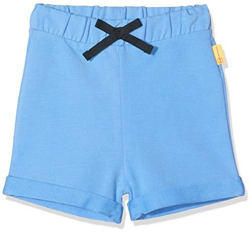 Steiff Baby-Jungen Shorts, Blau (Marina 6026), Gr. 80