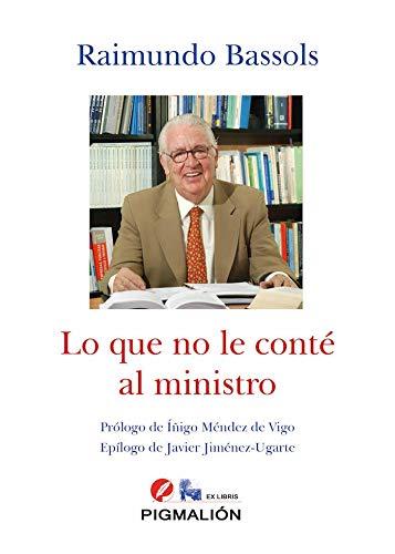 Lo que no le conté al ministro: 23 (Ex libris)