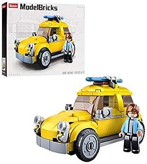 Model bricks-Beetle car(176pcs)