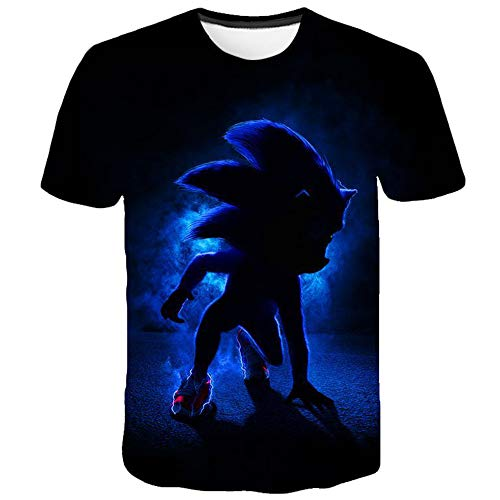 Sonic The Hedgehog Boys tee t shirt top New with Tags Free Postage sizes 7-14