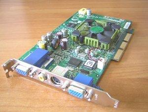 MEDION MSI MS-8863 GF4 MX460 64MB Grafikkarte AGP