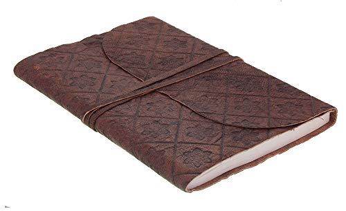 Tailor & Taylor Tagebuch/Notizbuch aus Leder, Vintage-Stil, handgefertigt, für...