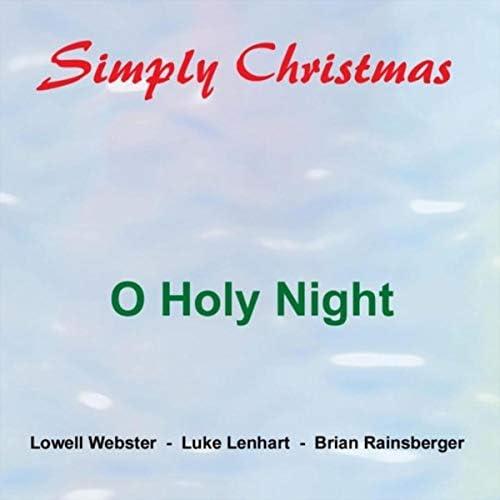 Lowell Webster feat. Luke Lenhart & Brian Rainsberger