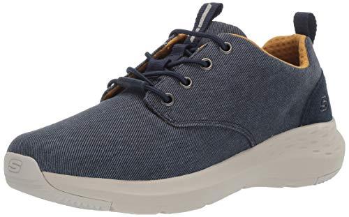 SKECHERS - Zapatos SKECHERS 66005-BLU Caballero Azul - 46