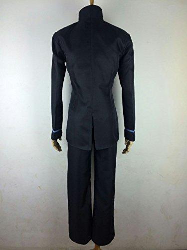 『【選べる4サイズ】 誠凛高校 火神 大我 制服 コスプレ 衣装 S M L XL SK (1.誠凛高校 制服 S)』の3枚目の画像