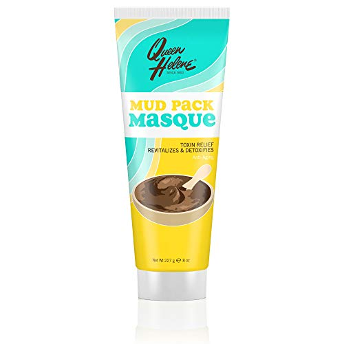 Queen Helene Mud Pack Masque, 8-Ounce Tube (Pack of 6)