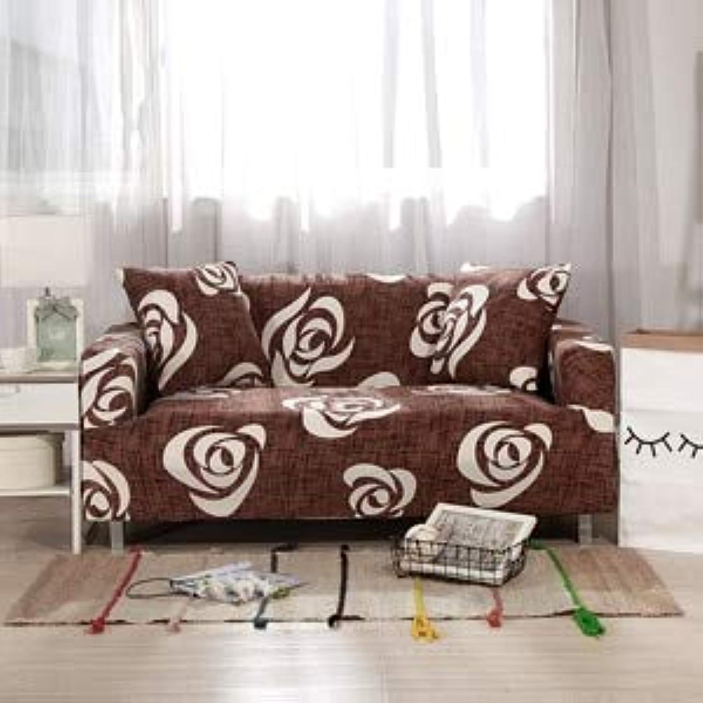 Svetanya Slipcovers Sofa Tight wrap All-Inclusive Slip-Resistant sectional Elastic Full Sofa Cover Towel   20184400, S 90-140cm