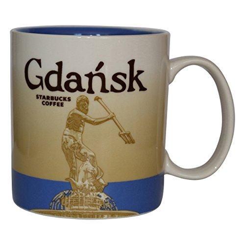 Starbucks City Mug Gdansk Poland Starbucks Tasse Danzig Polen