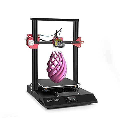 YUN CREALITY CR-10S Pro V2 3D-Drucker Stabiler Druck, einfache Bedienung Druckgröße 300 × 300 × 400 mm mit Resume-Druckfunktion DIY 3D-Drucker