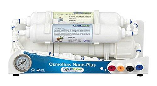 Osmoflow Osmoseanlage Nano-Plus/Profi 285 Liter am Tag 0,15 Liter/Minute