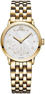 88 Rue du Rhone Women's Double 8 Origin Diamond 29mm Gold Plated Bracelet & Case Quartz Watch 87WA152901