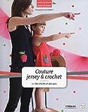 Couture jersey & crochet (Qu'est-ce que tu fais de beau ?)