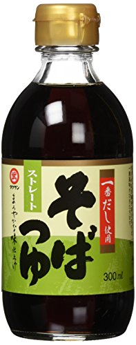 Takesan Soba Tsuyu Sauce, 1er Pack (1 x 300 ml)