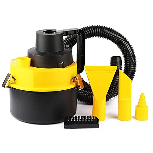 Aspirador portátil de tipo tambor Seco y húmedo Tipo de tambor de doble uso Potente Aspirador de alambre para automóvil Tipo de cilindro Herramientas de limpieza convenientes
