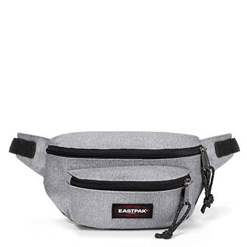 Eastpak Doggy Bag Marsupio Portasoldi, 27 Cm, 3 L, Grigio (Sunday Grey)