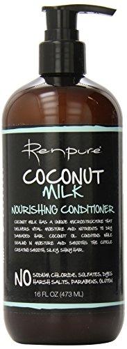 Renpure Coconut Milk Nourishing Conditioner 16 Oz