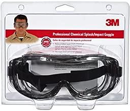 3M Chemical Splash/Impact Goggle, 1-Pack (91264-80025)