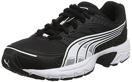 PUMA Axis, Zapatillas Unisex-Adulto, Negro Black White, 36 EU