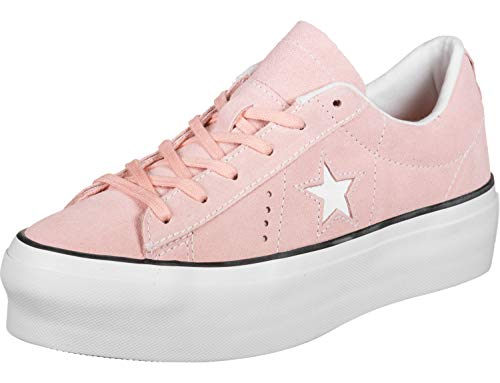 CONVERSE ONE STAR PLATFORM SEASONAL COLOR OX Sneakers femmes Roze Lage sneakers