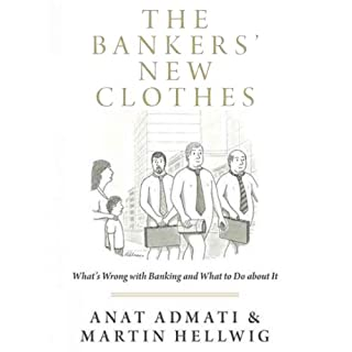 The Bankers' New Clothes cover art