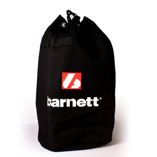 BARNETT BDB-04 Sac pour Ballons, Taille XL, Noir